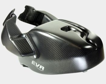 EVR Airbox Ducati - 848, 1098 Streetfighter